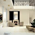 Projektowanie wnętrz hoteli - Architekt Wnętrz Wkwadrat - Projekt i aranżacja wnętrz holu w hotelu