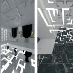 Aranżacja recepcji - projektowanie recepcji hotelowej - architekt wnętrz Wkwadrat - projektowanie wnętrz hoteli